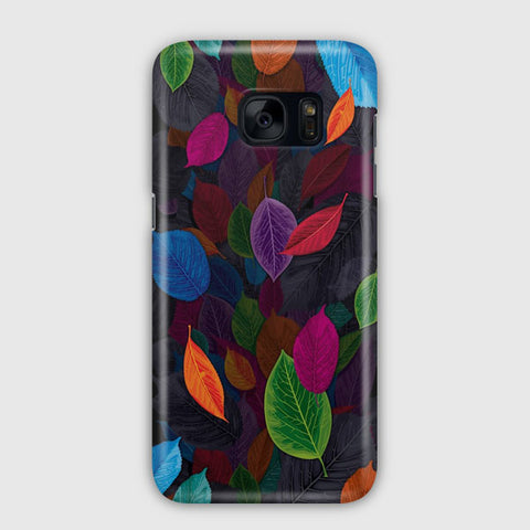 Leaves Walls Samsung Galaxy S7 Edge Case