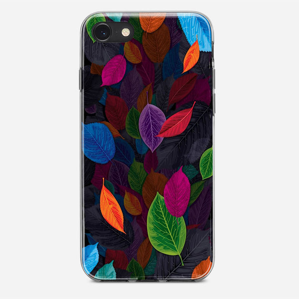 Leaves Walls iPhone X Case