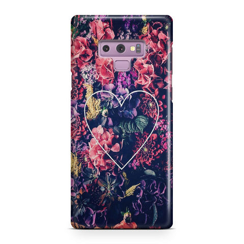 Lindo Floral Samsung Galaxy Note 9 Case