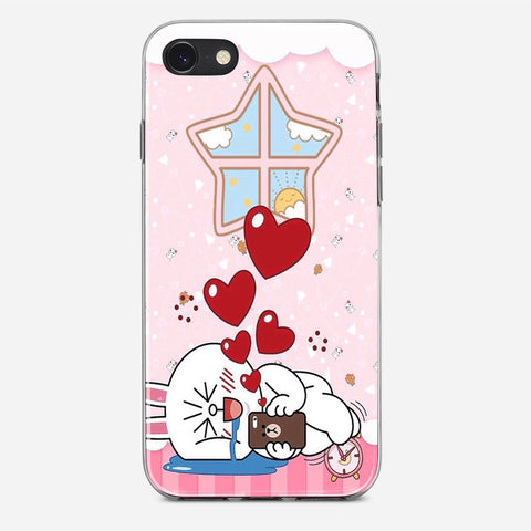 Line Cony Friend iPhone 8 Case