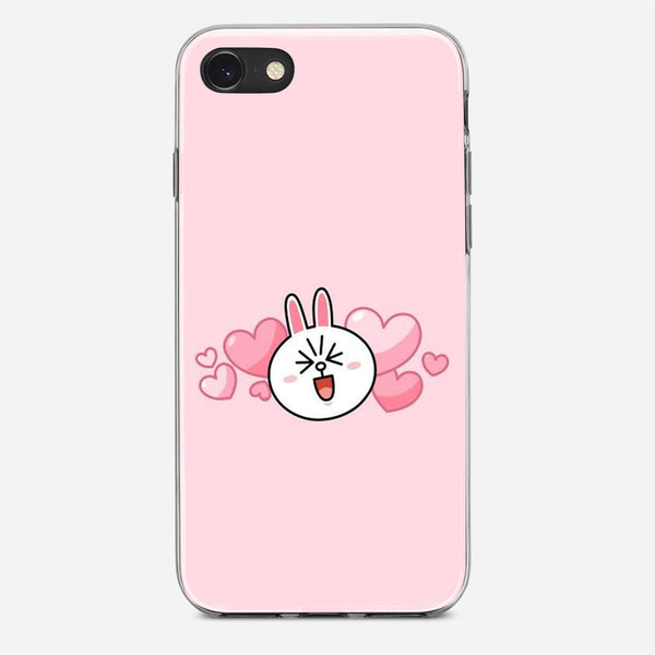 Line Cony Kiss iPhone X Case