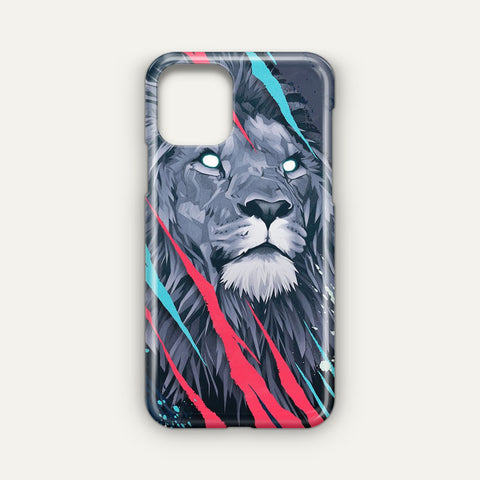 Lion Illustration Google Pixel 4 XL Case