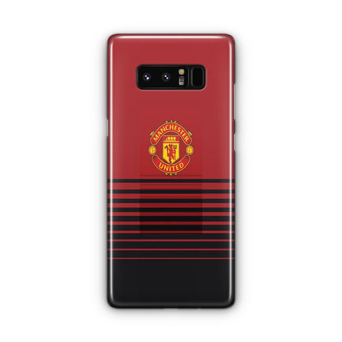 Logo Manchester United 2018 Samsung Galaxy Note 8 Case