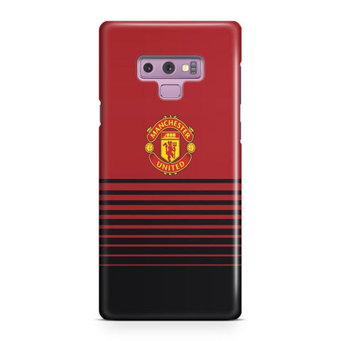 Logo Manchester United 2018 Samsung Galaxy Note 9 Case