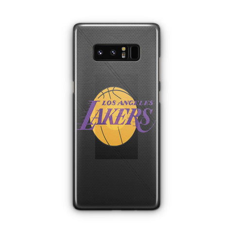 Los Angeles Lakers Samsung Galaxy Note 8 Case