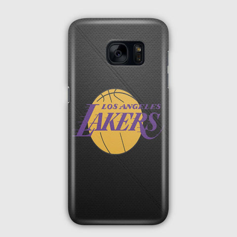 Los Angeles Lakers Samsung Galaxy S7 Edge Case