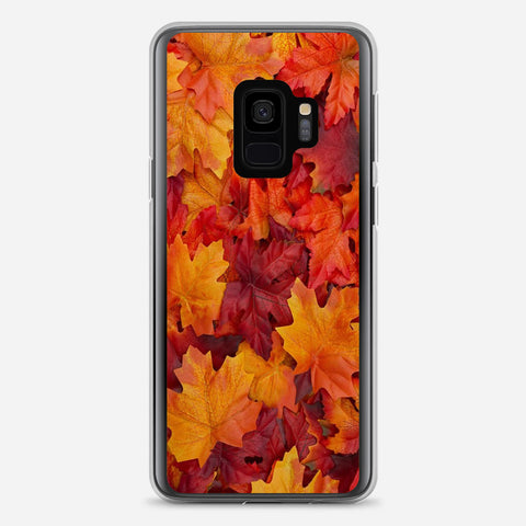 Autumn Leaves Samsung Galaxy S9 Case