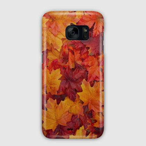 Autumn Leaves Samsung Galaxy S7 Case