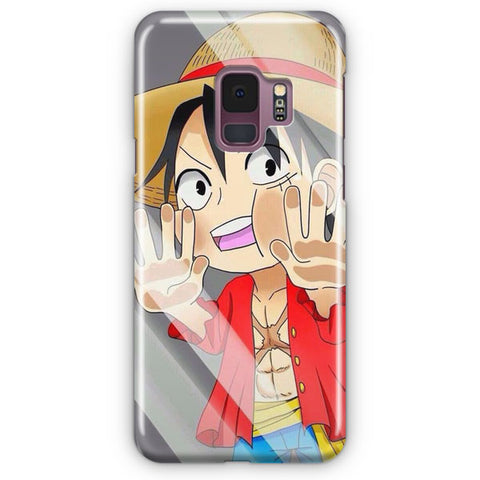 Luffy Discover Samsung Galaxy S9 Case