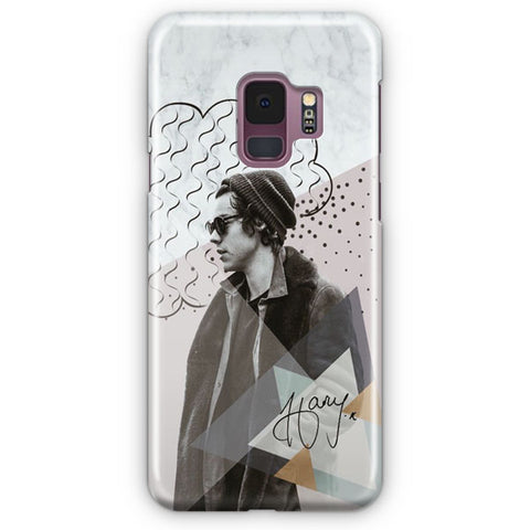 Marble Harry Styles Samsung Galaxy S9 Case