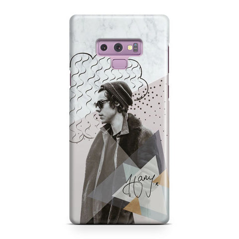Marble Harry Styles Samsung Galaxy Note 9 Case