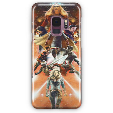 Marvel Cinema Samsung Galaxy S9 Case