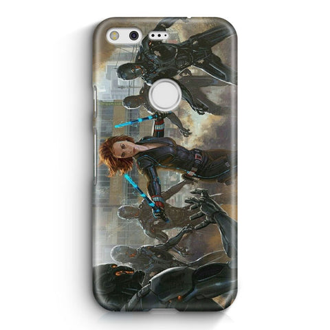 Marvel Cinemas Art Google Pixel XL Case