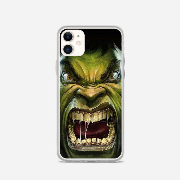 Avengers Hulk iPhone X Case