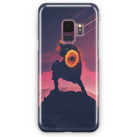 Marvel Doctor Strange Artwork Samsung Galaxy S9 Case