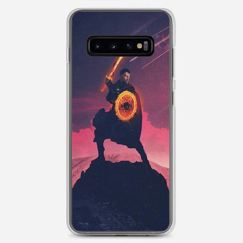 Marvel Doctor Strange Artwork Samsung Galaxy S10 Plus Case
