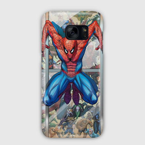Marvel Spider Punk Samsung Galaxy S7 Case