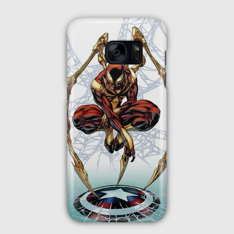 Marvel Spiderman Samsung Galaxy S7 Edge Case