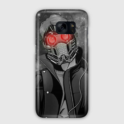 Marvel Starlord Artwork Samsung Galaxy S7 Edge Case