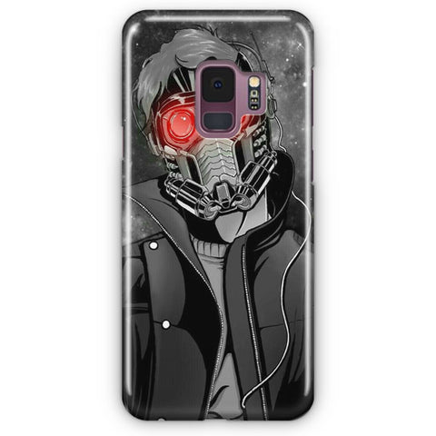 Marvel Starlord Artwork Samsung Galaxy S9 Case
