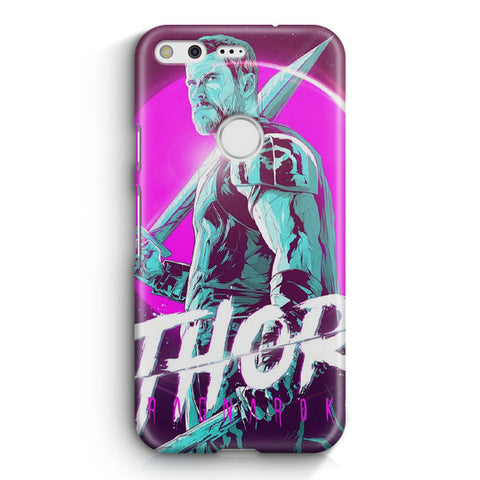 Marvel Thor Artwork Google Pixel XL Case