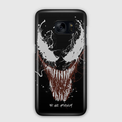Marvel Venom Artwork Samsung Galaxy S7 Case
