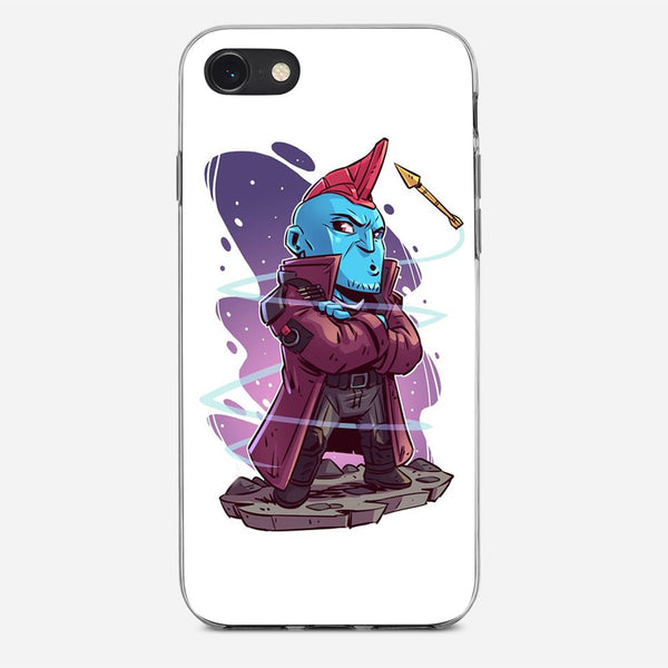 Marvel Yondu Chibi Artwork iPhone X Case