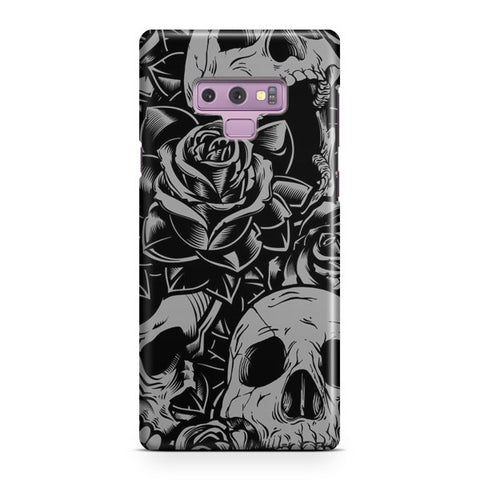 Meo Mup Skull Samsung Galaxy Note 9 Case