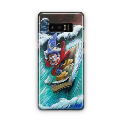 Mickey Sorcerers Apprentice Samsung Galaxy Note 8 Case