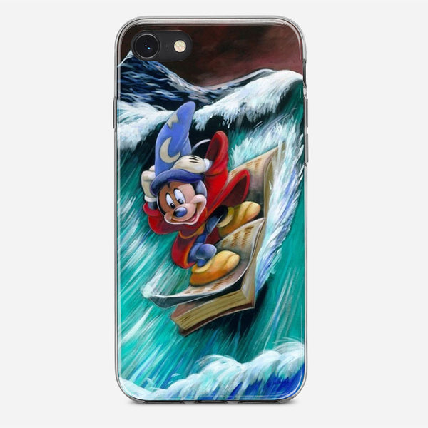 Mickey Sorcerers Apprentice iPhone X Case
