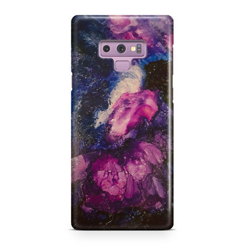 Midnight Sky Painting Samsung Galaxy Note 9 Case