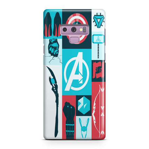 Avengers Wallpaper Tumblr Samsung Galaxy Note 9 Case