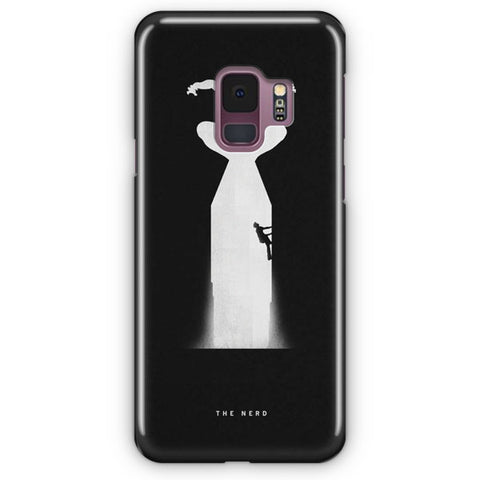 Minimalist Spiderman Samsung Galaxy S9 Case
