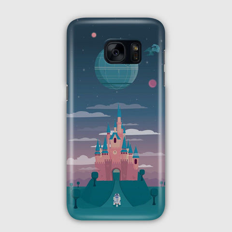 Minimalist Star Wars Samsung Galaxy S7 Case