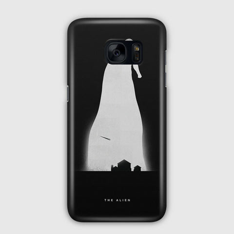 Minimalist Superman Samsung Galaxy S7 Edge Case