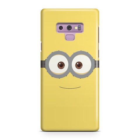 Minion Artwork Samsung Galaxy Note 9 Case