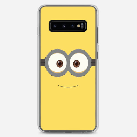 Minion Artwork Samsung Galaxy S10 Plus Case
