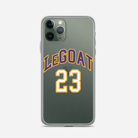 Legoat 23 iPhone 11 Pro Case