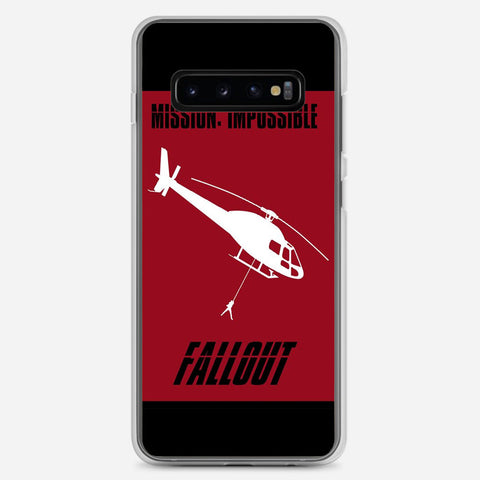 Mission Impossible   Fallout Samsung Galaxy S10 Plus Case