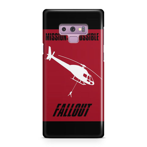 Mission Impossible   Fallout Samsung Galaxy Note 9 Case