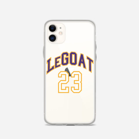 Legoat 23 iPhone 11 Case