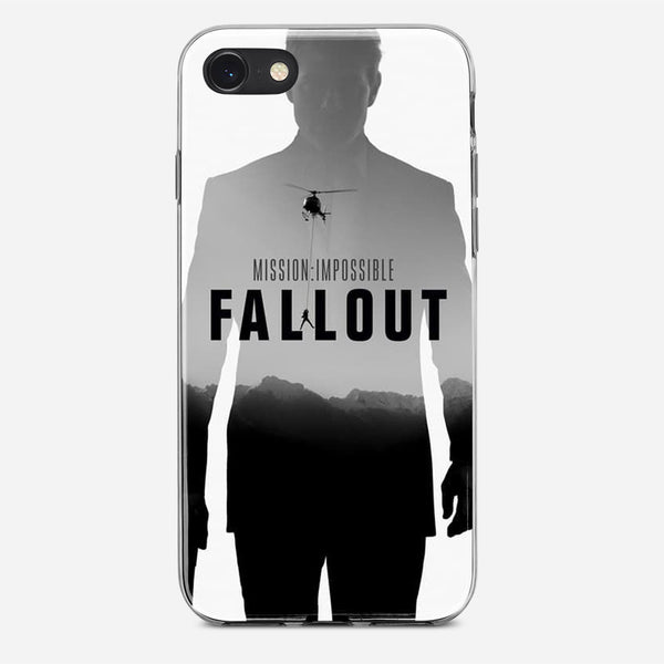 Mission Impossible   Fallout Artwork iPhone X Case