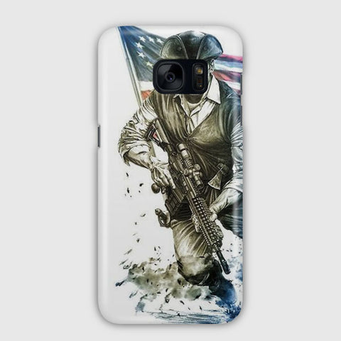 Modern Patriot Samsung Galaxy S7 Case