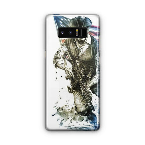 Modern Patriot Samsung Galaxy Note 8 Case