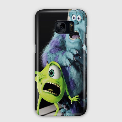 Monsters Inc Samsung Galaxy S7 Edge Case