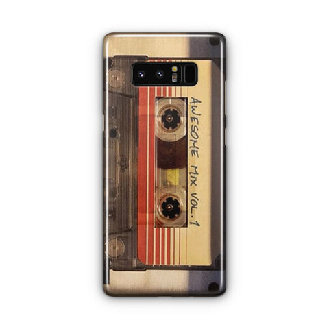 Awesome Mix Vol Samsung Galaxy Note 8 Case