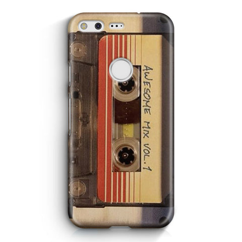 Awesome Mix Vol Google Pixel Case