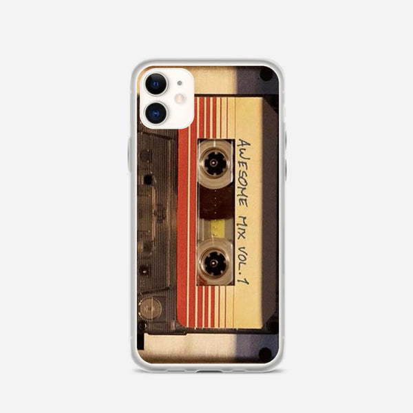 Awesome Mix Vol iPhone X Case