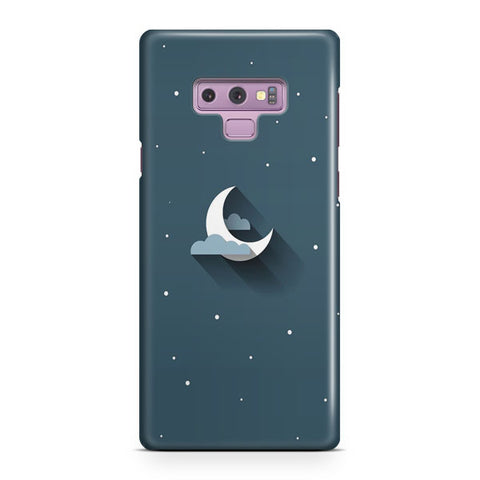 Moon And Stars Samsung Galaxy Note 9 Case
