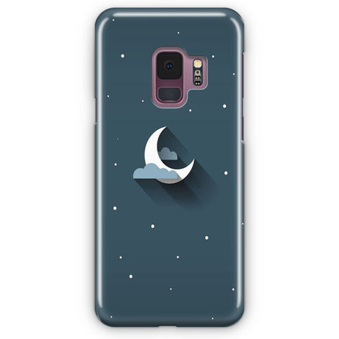 Moon And Stars Samsung Galaxy S9 Case